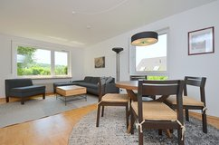 Fully furnished 1 BR with private garden in Stuttgart Sonnenberg/ Mohringen in Stuttgart, GE