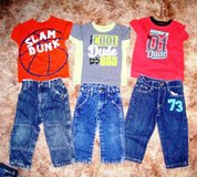Lot's of Baby Boys/ Toddlers Clothes in Alamogordo, New Mexico