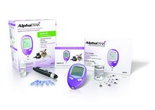 AlphaTRAK 2 Blood Glucose Monitoring System Kit(REDUCED PRICE) in Kingwood, Texas