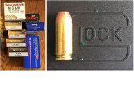 .40 S&W, 450 rounds in Beaufort, South Carolina