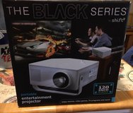 The Black Series Portable Entertainment Projector in Kingwood, Texas