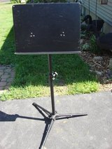 OLDER TYPE SHEET MUSIC STAND in Bartlett, Illinois