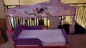 Toddler bed without mattress in Cherry Point, North Carolina