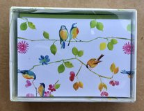 Watercolor Birds Note Cards - 14 NEW in St. Charles, Illinois