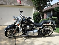 2014 Harley Softail Deluxe in Tomball, Texas