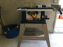 Table Saw (110v) in Stuttgart, GE