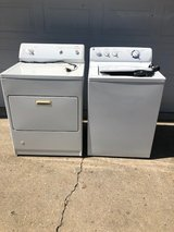 washer & dryer in Joliet, Illinois