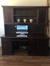 Large Solid Wood Desk in Travis AFB, California
