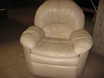 Cream Colored Rocker/ Recliner in New Lenox, Illinois