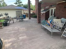 *Need* Estimates to redo PATIO in Kingwood, Texas