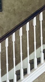Estimates to Change wooden Baluster spindles only in Kingwood, Texas