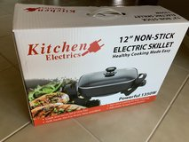 Non-Stick Electric Skillet in Fairfield, California