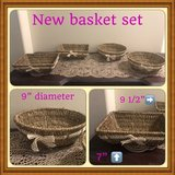 Set of 4 NEW baskets in Baytown, Texas