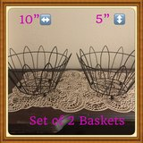 Set of 2 baskets in Baytown, Texas