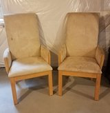 2 project chairs in good condition both for $20 in Morris, Illinois