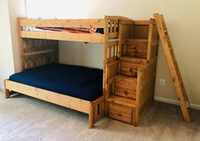 Bunk Bed bedroom set in Quantico, Virginia