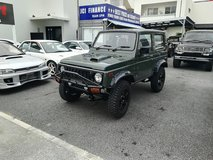 1990 JIMNY JA11V Turbo 4 inch LIFT-UP in Okinawa, Japan