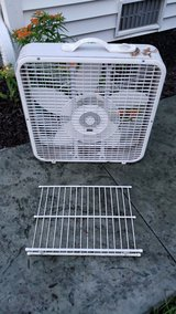 Fan and Rack in Aurora, Illinois