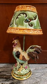 Ceramic Rooster Tealight in Lockport, Illinois