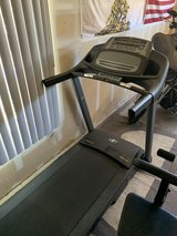 Nordictrack Treadmill and weight bench in 29 Palms, California