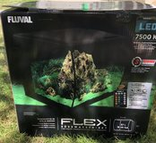 Fluval Flex Sweet Water fish tank set in Stuttgart, GE