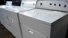 Name brand dryers in Houston, Texas