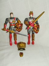 Mystic Knight of Tir Na Nog Action Figures 1998 Bandai in Naperville, Illinois