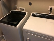 Whirlpool Cabrio Washer & Dryer in Spring, Texas