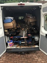 INSTANT JUNK REMOVAL, TRASH HAULING, DEBRIS AND GARBAGE DISPOSAL in Ramstein, Germany