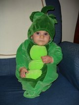 Halloween costume infant Sweet pea in Oswego, Illinois