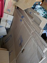 Moving boxes in Travis AFB, California