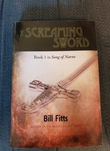 """""""THE SCREAMING SWORD"""" BOOK 1 in Fort Campbell, Kentucky"""