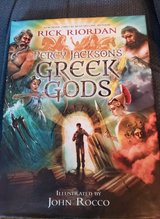 PERCY JACKSON'S GREEK GODS in Fort Campbell, Kentucky