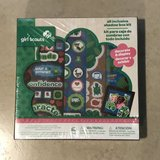 Girl Scout Shadow Box Scrapbook Kit Brand New in Travis AFB, California