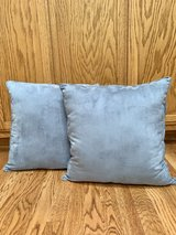 Blue Pillows in Naperville, Illinois