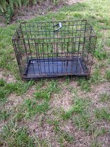 2-DOOR PET CRATE $20/OBO. in Byron, Georgia