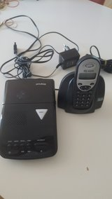 wireless telephone with answering machine in Ramstein, Germany