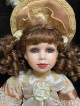 Tuss Porcelain Victorian Doll in Westmont, Illinois