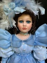 "24"" Tall Victorian Porcelain Doll in Westmont, Illinois"