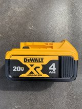 DeWalt 4 AH Battery and Charger in Fairfield, California