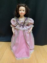 "Tuss Porcelain Victorian Doll 16 1/2 "" in Westmont, Illinois"