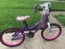 Girls Bicycle in Kingwood, Texas