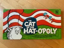 The Cat in the Hat-opoly in Naperville, Illinois