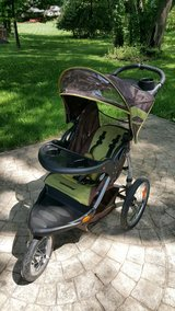 Baby Trend Expedition Jogger Travel Stroller in New Lenox, Illinois