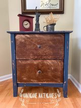 Rustic Shabby Chic Side Table in New Lenox, Illinois