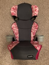 Child Car Booster Seat in Kingwood, Texas