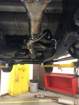 FACTORY OE F150 exhaust and air intake in Fort Lewis, Washington