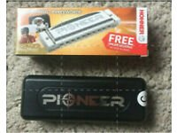 Hohner Pioneer harp - mouthorgan - harmonica in Ramstein, Germany