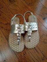 Girls Joe Boxer Sandals, Size 4Y in Fort Campbell, Kentucky