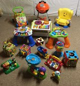 VTech fisher price little tikes infant and toddler toys in Batavia, Illinois